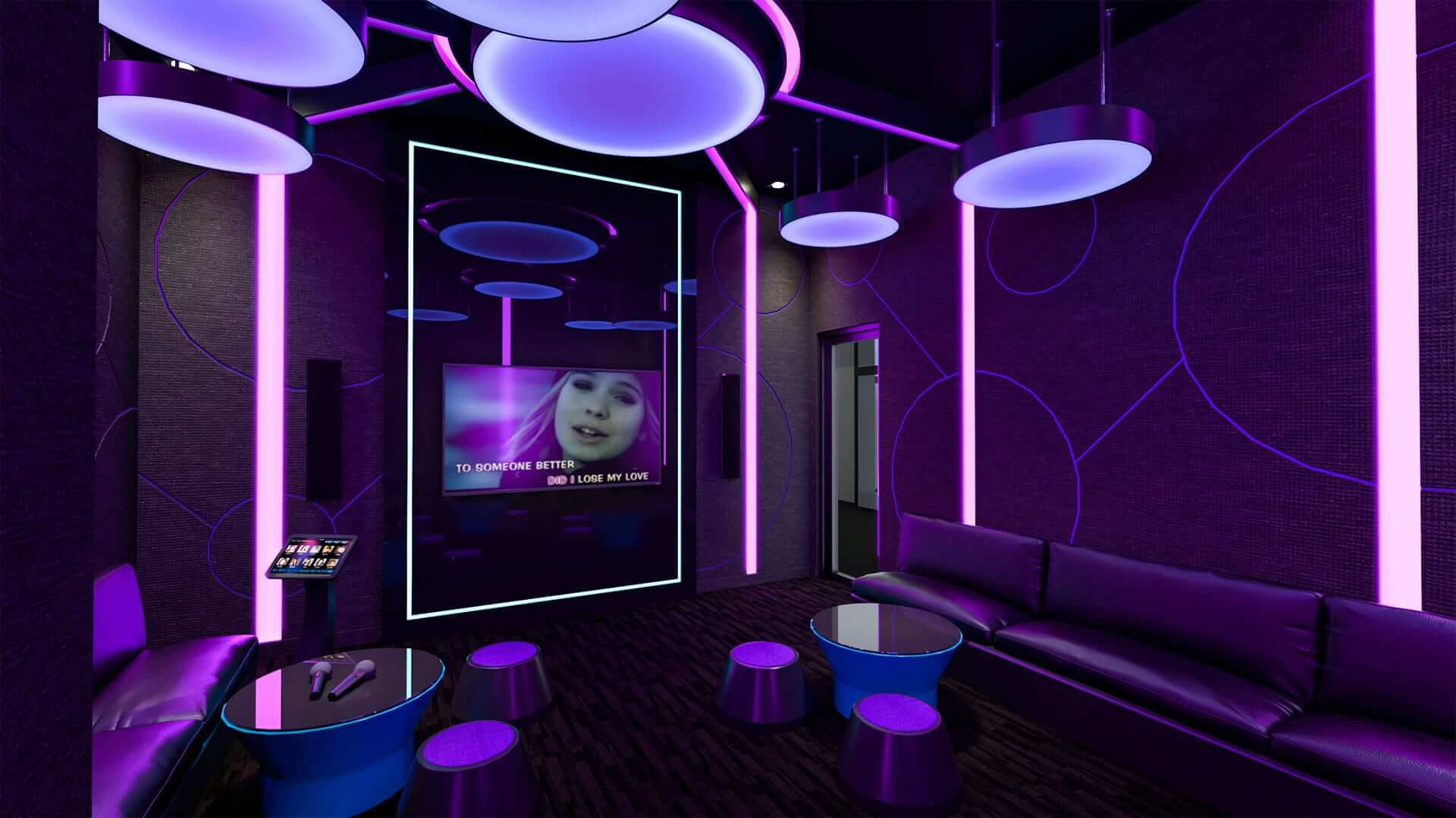 KR7 Karaoke Room